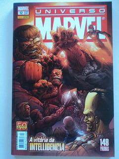 Hq-universo Marvel:#12:panini:demolidor,hulk:148 Páginas