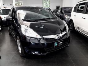 Honda Fit 1.4 Lx-l At 100cv Año 2013