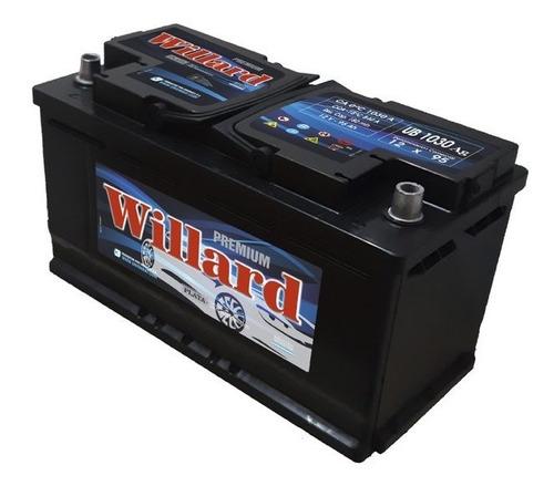 Imagen 1 de 1 de Bateria Willard Ub1030 12x95 Sprinter Mercedes Bmw Audi