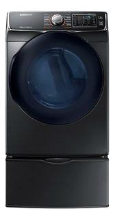 Lavadora Secadora Samsung 22kg Pedestal Dvg22k6500v-ax