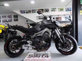 Yamaha Mt09 Gris 2014
