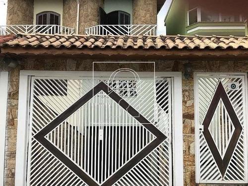 Imagem 1 de 15 de Sobrado De 222m² À Venda No Parque São Domingos - Sb21298