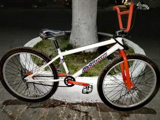 Bici Bmx 24 Free Agent No Gt, Haro,red Line,trek,vg, Se Va!
