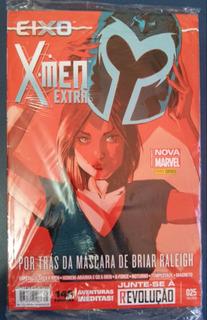 Hq X-men Extra Nº 25 - Por Trás Da Máscara De Briar Raleigh