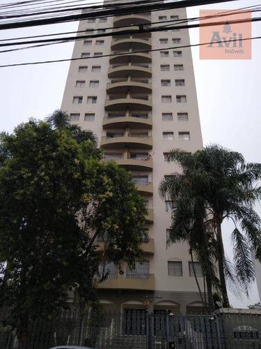 Cobertura Com 3 Dormitórios À Venda, 140 M² Por R$ 600.000,00 - Vila Matilde - São Paulo/sp - Co0094