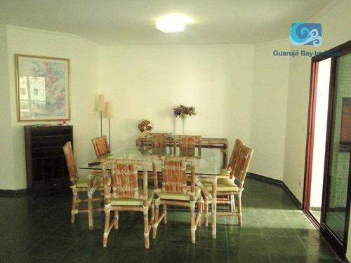 Imagem 1 de 24 de Apartamento À Venda, Praia Das Pitangueiras, Guarujá - Ap1556