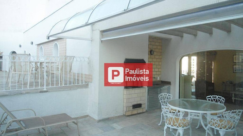 Cobertura Duplex  576m² 4 Suítes 6 Vagas. Jardins - Co0608