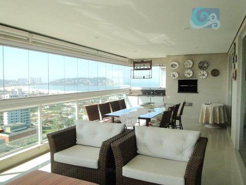 Imagem 1 de 27 de Apartamento Venda E Locação Praia Da Enseada, Guarujá - Ap4400