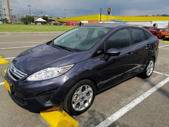 Ford Fiesta Se 2013 Automático