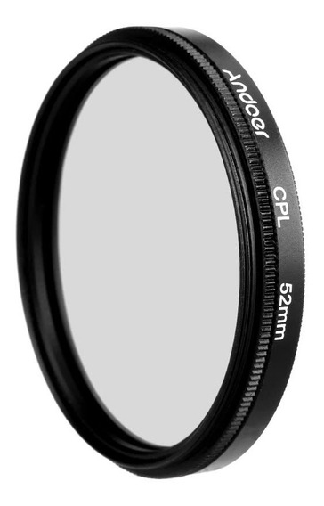 Andoer 52mm Uv + Cpl + Close-up + 4 +