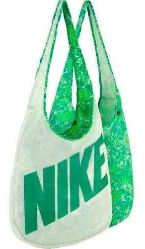 Nike Bolso Reversible 100% Original