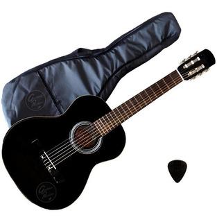 Guitarra Criolla Estudio Premium + Funda Acolchada + Pua +
