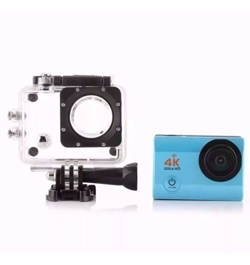 Mini Camera Filmadora Wi-fi Sportcam Sports Hd Bike Moto