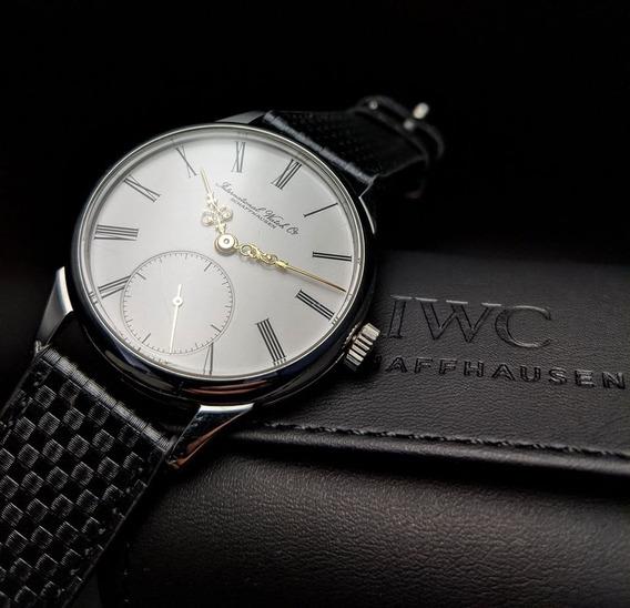 Iwc Portugiese International Watch Schaffhausen I908s