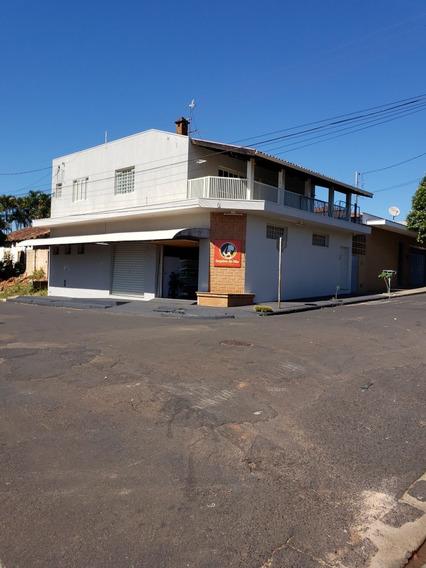 Sobrado Comercial/residencial - Guariba-sp