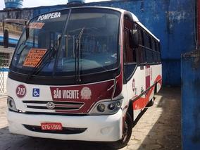 Micro Onibus Mascarello Granmicro - M.benz - 2009/2009