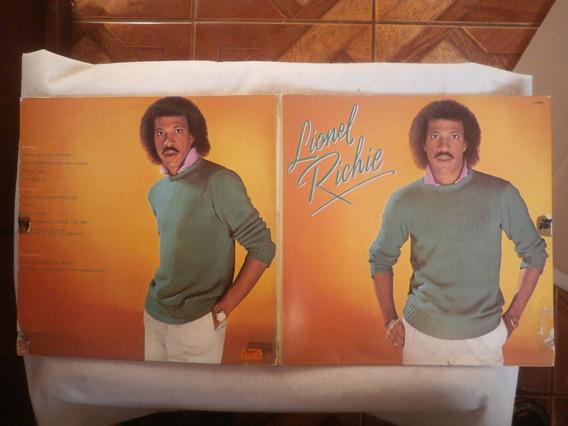Lp Lionel Richie - Serves You Right, Vinil Capa Dupla, 1983