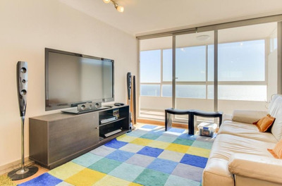 Viña Del Mar, 5 Min De Reñaca, Departamento 3 Dorm, 8 Person