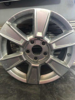 Rin 17 De Aluminio Original Terrain 2010-2014