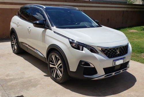 Peugeot 3008 Griffe Pack 2019 27900km Único Dono
