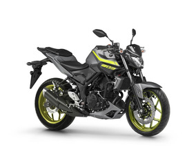 Yamaha Mt-03 Abs 2018