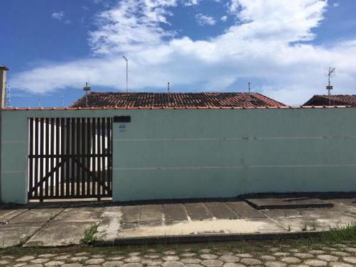 Casa Lado Praia Com Edícula No Regina-itanhaém 5165   Npc