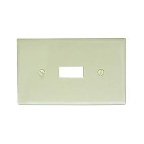 Placa De Plástico Para Apagador Vertical Surtek 136602