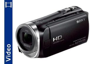 Videocámara Sony Hdr Cx455, Full Hd, Seminueva!