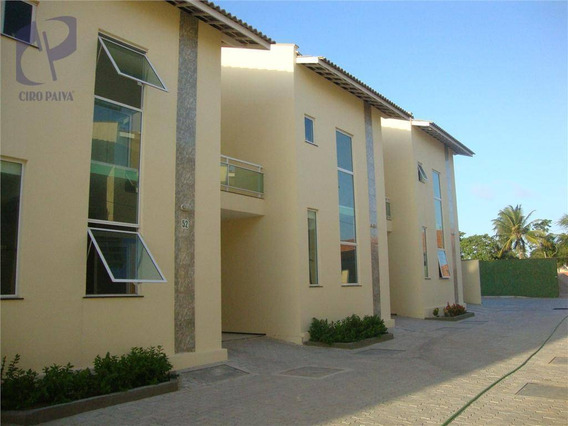Casa Na Lagoa Redonda À Venda, 97 M² Por R$ 220.000 - Ca2987