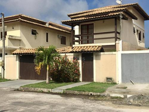 Imagem 1 de 9 de Apenas 8 Min De Itacoatiara, 3 Suítes, Piscina E Churrasqueira Por R$ 850.000 - Itaipu - Ca20653