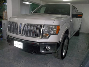 Lincoln Mark Lt 5.0l Doble Cabina V8/ 4x4 At Impecable