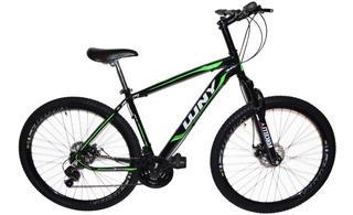 Bicicleta Aro 29 Mtb Alum 24 Marchas Disco Ktr Xt - Shimano