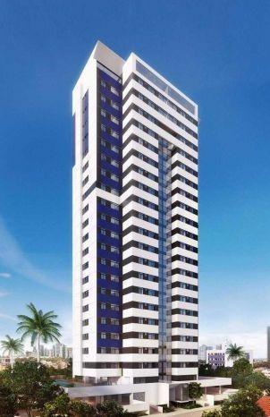Apartamento À Venda, 71 M² Por R$ 385.560,00 - Miramar - João Pessoa/pb - Ap0039