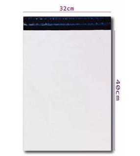 Envelope Plástico Segurança 32x40 500 Unidades - Lacre Sedex