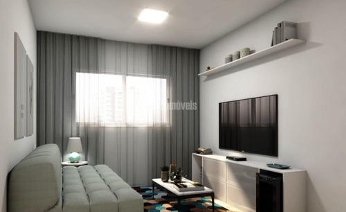 Apartamento À Venda Em Rua Dona Veridiana, Santa Cecília, 1 Quarto, 50 M² - Pj52963