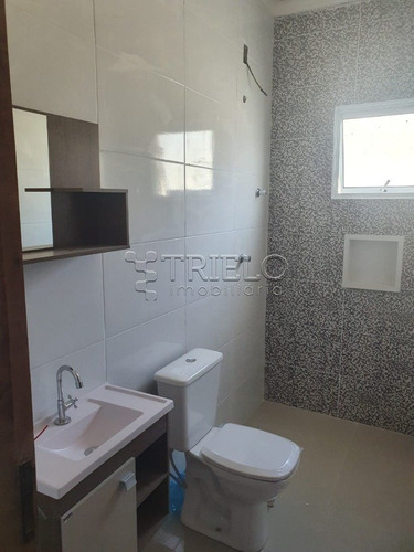 Venda - Casa - 60 Metros - 2 Dormitorios - 1 Suite- 2 Vagas - Vila Sao Paulo - Mogi Das Cruzes - V-3350