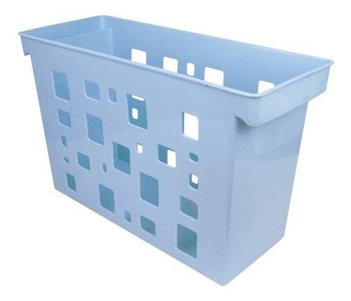 Caixa Arquivo Dellocolor Azul