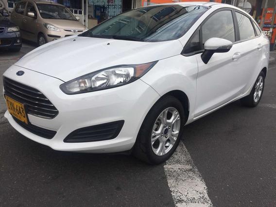 Ford Fiesta Automatico 1.6