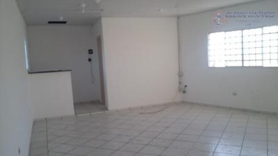 Sala Comercial Para Locação, Jardim Paulista, Cuiabá. - Sa0043