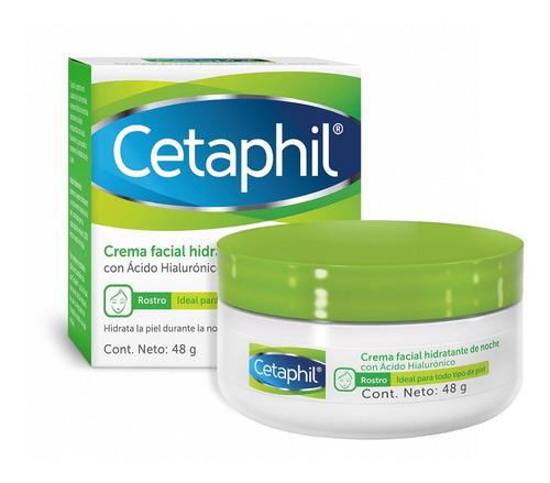 Cetaphil Crema Facial Hidratante Noche X 48gr