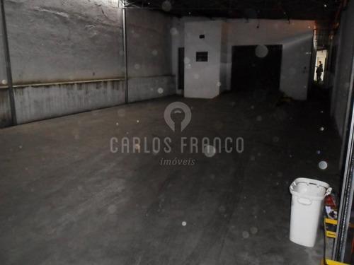 Imagem 1 de 15 de Terreno Comercial Com Galpão. - Ze3780