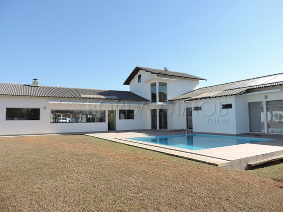 Smpw Quadra 21, Casa Com 475m², Com 4 Quartos, 3 Suítes, 3 Vagas De Garagem. - Villa118688