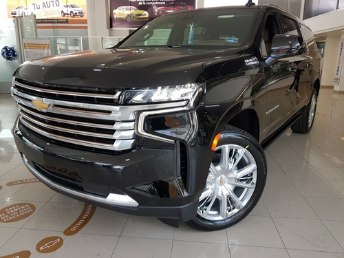 Chevrolet Suburban 2021 5.4 Premier Piel 4x4 At