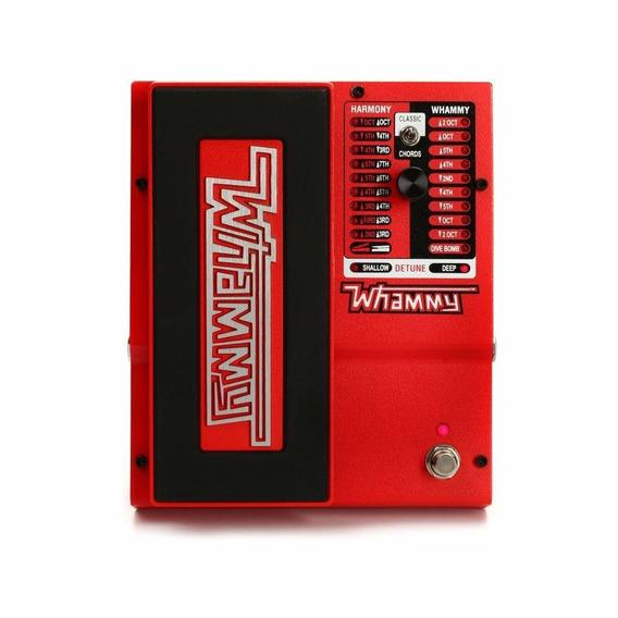 Pedal De Efeitos Para Guitarra Digitech Whammy V 5a Gen