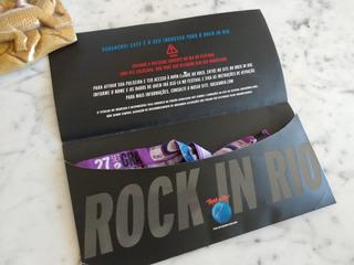 Ingresso Rock In Rio 27/09 - Drake - Inteira Pronta Entrega!