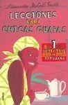 Lecciones Para Chicas Guapas / Autor:macall Smith Ale / Edit