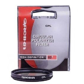 Filtro Polarizador Circular 49mm Greika Fpc 49