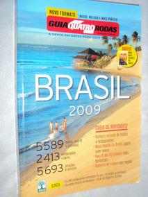 Guia Quatro Rodas Brasil 2009 (sebo Amigo)