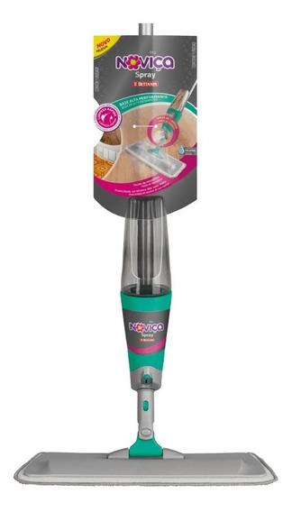 Vassoura Mop Spray Limpeza Prática Noviça Bettanin