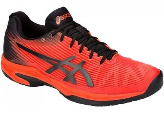 Tênis Asics Gel Speed Solution F.f Laranja